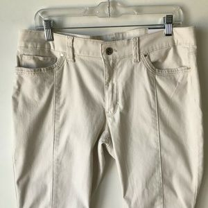 White House Black Market Jeans - WHBM The Skinny Ankle Jeans NWT Mid Rise #806